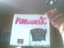 CD deux titres de Funkadelic - one nation under a groove