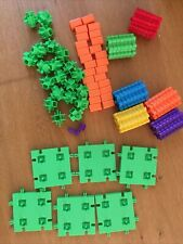Learning Resources 100 Piece Building Set Gears Gears Gears Age 3+ EX COND