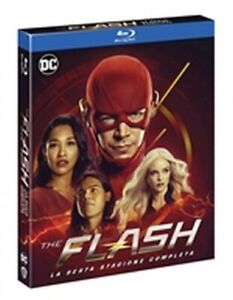The Flash - Stagione 6 (4 Blu-Ray Disc) - ITALIANO ORIGINALE SIGILLATO -