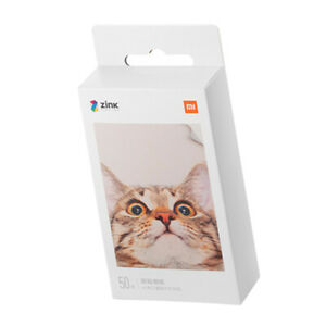 """Glossy Photo Paper 2 x 3"""" 50 Sheets for  Mi AR Printer"""