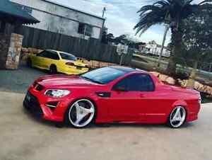 "22"" Holden TriSpoke Wheels Size 22x8J Commodore VF VE VY VZ VX VT VS VR VP VN"