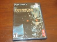 Terminator: Dawn of Fate PS2 (Sony PlayStation 2, 2002)
