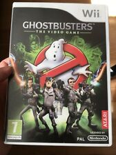 GHOSTBUSTERS the video game per Wii