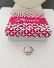 Premier Designs Jewelry I DO Antique Matte Silver Charm New in Box