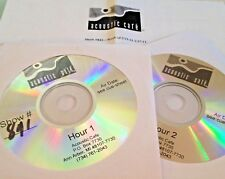 RADIO SHOW: ACOUSTIC CAFE 2/21/11 WYATT McKENZIE FEATURE,ROBERT PLANT, BOB DYLAN