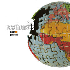 SEAHORSES Do It Yourself, original issue CD, 1997, VG, John Squire, Stone Roses
