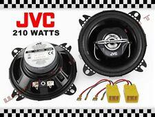 JVC Speakers 2 Ways FIAT 600 Seicento 210W Original Arrangement with Connectors