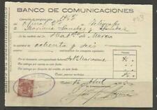 Sellos de España del período de la Guerra Civil fiscales