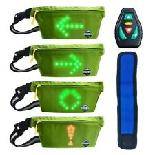 Bumbag - with bright LED lights. Stay safe in poor light, bad weather and nights