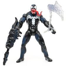 "Marvel Spider-Man TOXIC BLAST VENOM 4"" 1:18 Action Figure #08 Hasbro 2010"