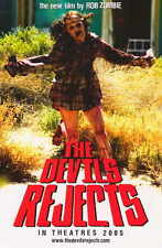 THE DEVIL'S REJECTS Movie POSTER 27x40 D Deborah Van Valkenburgh Sheri Moon