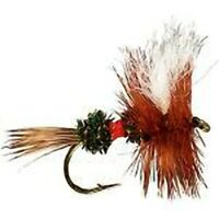 Royal Wulff Fly Fishing Flies -Twelve Flies **Choice of Quantity and Hook Size**