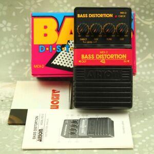 ARION MDI-2 Bass Distortion With original box Guitar effect pedal (SL140580)