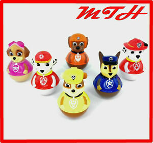 Paw Patrol Weeble Wobble Weebles Pup Toy Figures Multilisting VGC