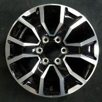 "17"" 6 spoke TOYOTA TACOMA 2020 OEM Factory Original Alloy Wheel Rim 75259"