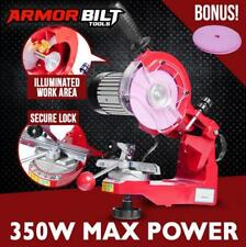 350W ELECTRIC CHAINSAW SHARPENER 350W Chain Saw File Grinder Power Tool