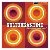 KULTURKANTINE-ELECTRONIC SOUL 2 CD NEU