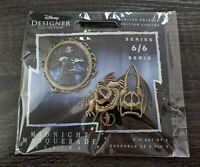 DISNEY HADES Villian Midnight Designer Collection Pin Set  Limited Release