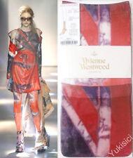 Vivienne Westwood Japan Ltd Union Jack Ladies Ankle Socks-Size 23-25cm-V Rare