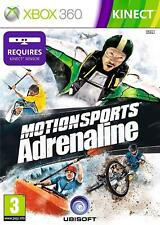 Motionsports: Adrenaline Xbox 360 PAL VERY GOOD CONDITION COMPLETE WITH MANUAL