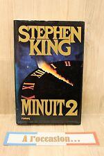 Minuit 2 - Stephen King - livre d'occasion - Grand Format