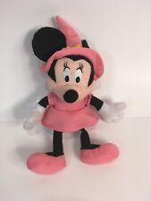 Disney Minnie Mouse halloween Talking Plush Pink Witch Costume Stuffed Kcare