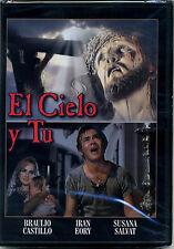EL CIELO Y TU  (1971) * New Factory Sealed DVD - In Spanish * Braulio Castillo
