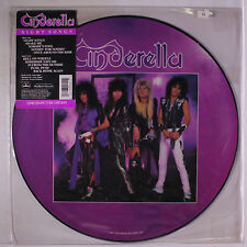 "MINT! CINDERELLA - NIGHT SONGS 12"" VINYL PICTURE PIC DISC"