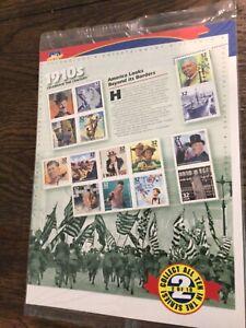 USA 🇺🇸 Scott #3183 32¢ Celebrate the Century 1910s MNH, original wrap!