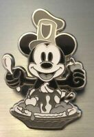 Disney Pins - DSF/DSSH - Mickey Mouse as Steamboat Willie PTD - LE 300 RARE!!