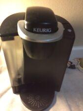 KEURIG MODEL B40 POD COFFEE POT / MAKER / BREWER--BLACK--FREE SHIP--VGC