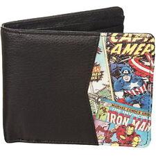 Marvel Faux Leather Wallets for Men