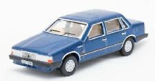 Oxford Die Cast 1:76 Scale Volvo 760 Blue Metallic (76VO003) *BRAND NEW*