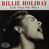 BILLIE HOLIDAY - LADY SINGS THE BLUES 2 VINYL LP NEW!