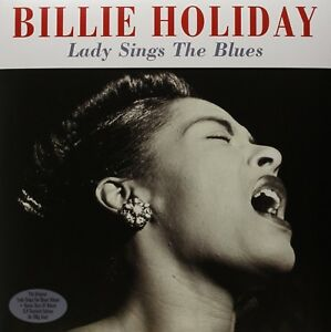 BILLIE HOLIDAY - LADY SINGS THE BLUES 2 VINYL LP NEUF