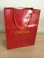 Omega Watch Gift Bag