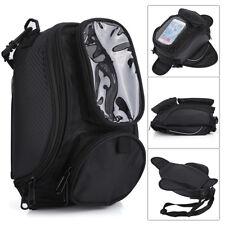 Universal Magnetic Motorcycle Motorbike Oil Fuel Tank Bag Saddle Bag Waterproof