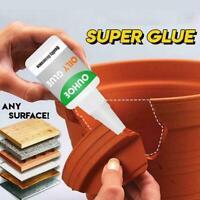 50g Starke Super Kleber Flüssigkeit Universal Kleber Neue Adhesive Büro H2L1