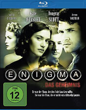 Enigma NEW Arthouse Blu-Ray Disc Michael Apted Dougray Scott Kate Winslet