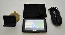TomTom BLUE & ME 2 Car GPS System USA/Canada/Mexico maps LIFETIME TRAFFIC fiat B