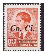 LUBIANA  1941 -  0,50  Dinari  nuovo  **