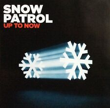 """SNOW PATROL """"UP TO NOW """"VGC Best of...2CD Set, Case,Insert FICTIONS 2009"""
