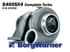 Borg Warner S400SX4 Turbo T6 | 1.32 A/R | 75mm Inducer| 500-1050HP | 171702