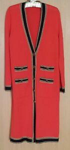 Jacke Mantel Coat Cardigan  Strickjacke Wool Jacket Knitted Luxus