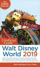 Unofficial Guide to Walt Disney World 2019 [The Unofficial Guides]