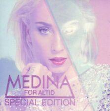 2 CD Medina For Altid SPECIAL EDITION, dänisch, 2012, NEU