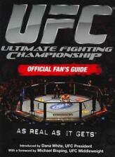 UFC Ultimate Fighting Championship Official Fan's Guide,Anthony B. EVANS & Thom