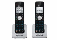 2 x At&T Tl90071 Dect 6.0 Extra Handset / Charger for Tl96271, Tl96371, Tl96471