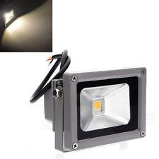 10W Projecteur LED Lumière Eclairage Paysage Exterieur Blanc Chaud Etanche 12V