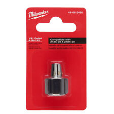 Milwaukee 48-66-2486 1/8 in. Collet & Nut Assembly